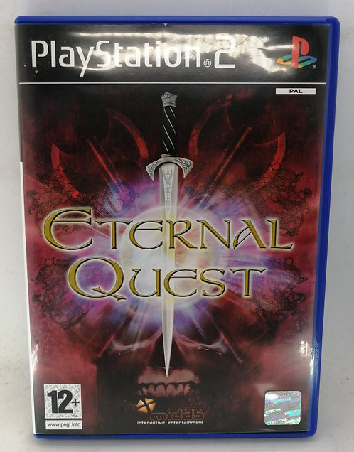 Eternal Quest for Sony PlayStation 2 PS2