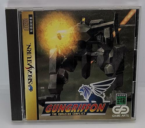 Gungriffon: The Eurasian Conflict for Sega Saturn
