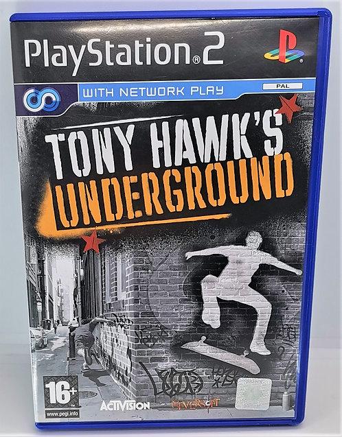 Tony Hawk's Underground for Sony PlayStation 2 PS2