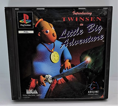 Little Big Adventure for Sony PlayStation PS1