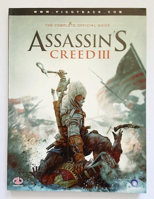 Assassin's Creed III (3) the Official Strategy Guide