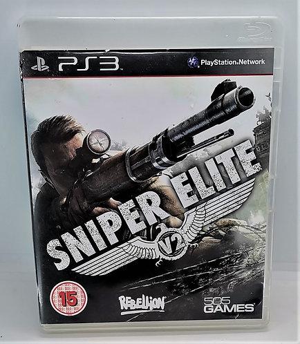 Sniper Elite V2 for Sony PlayStation 3 PS3
