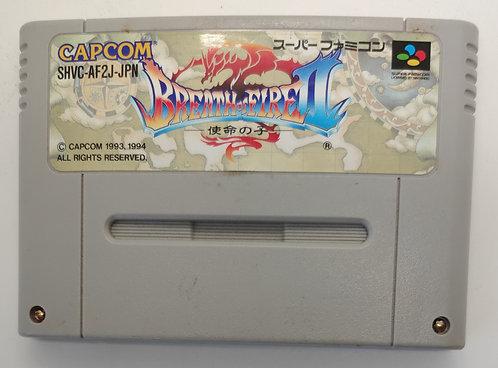 Breath of Fire II (2) for Nintendo Super Famicom