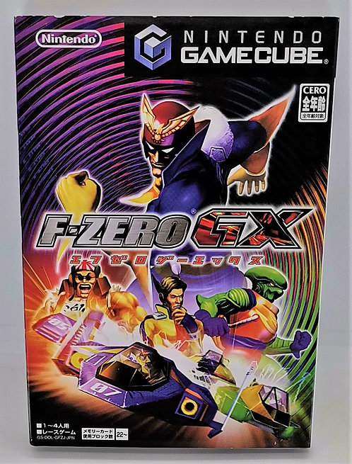 F-Zero GX for Nintendo GameCube