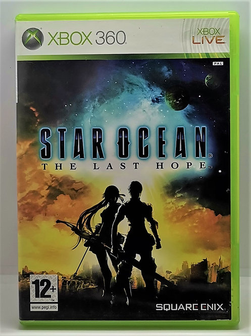 Star Ocean: The Last Hope for Microsoft Xbox 360