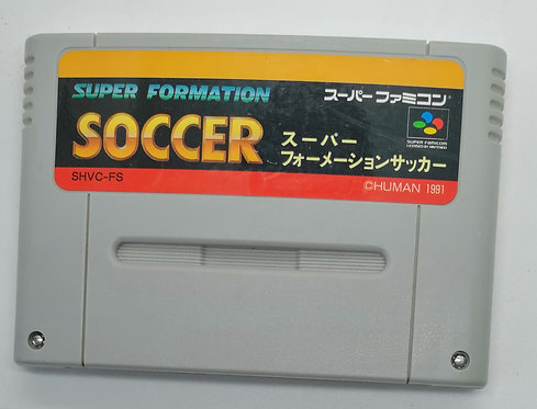 Super Formation Soccer for Nintendo Super Famicom