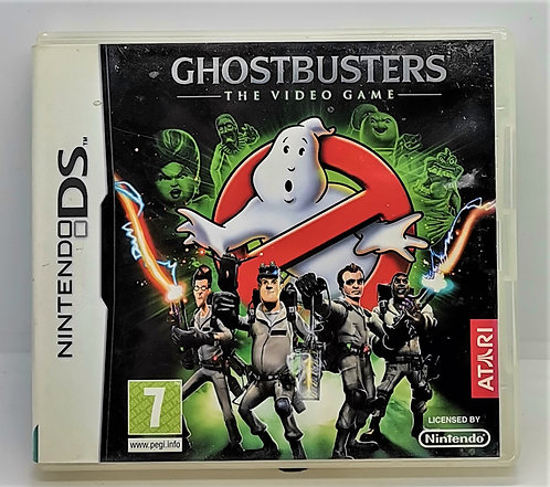 Ghostbusters for Nintendo DS