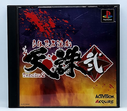 Tenchu 2 for Sony PlayStation PS1