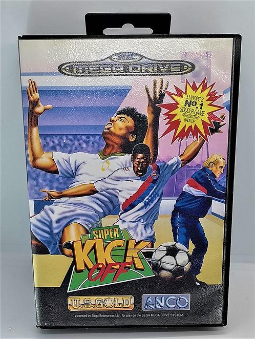 Super Kick Off for Sega Mega Drive