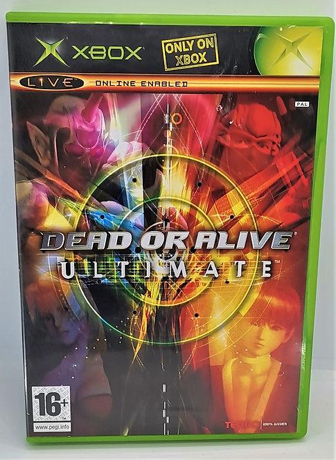 Dead or Alive: Ultimate for Microsoft Xbox
