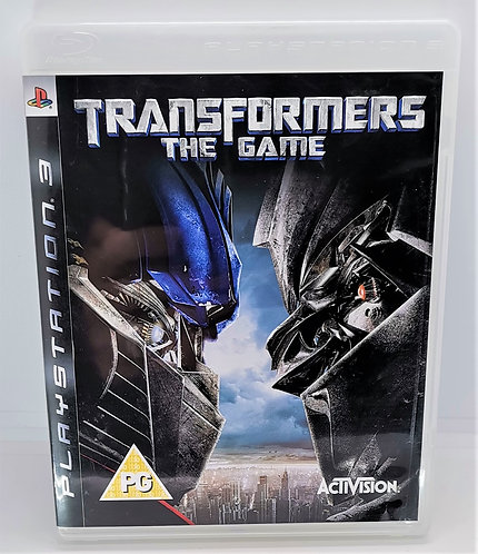 Transformers: The Game for Sony PlayStation 3 PS3