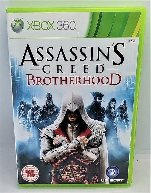 Assassin's Creed: Brotherhood for Microsoft Xbox 360