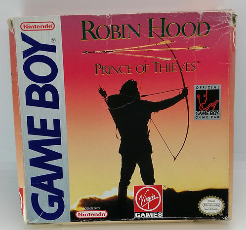 Robin Hood: Prince of Thieves for Nintendo Game Boy