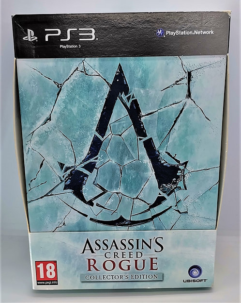 Assassin's Creed: Rogue - Collector's Edition for Sony PlayStation 3 PS3
