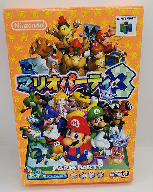 Mario Party 3 for Nintendo N64
