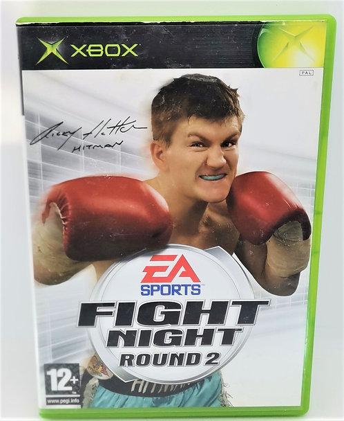 Fight Night Round 2 for Microsoft Xbox