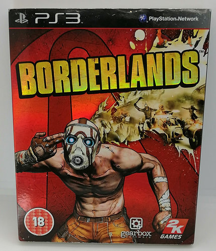 Borderlands for Sony PlayStation 3 PS3