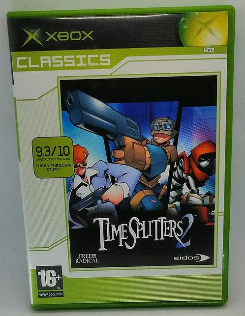 TimeSplitters 2 for Microsoft Xbox