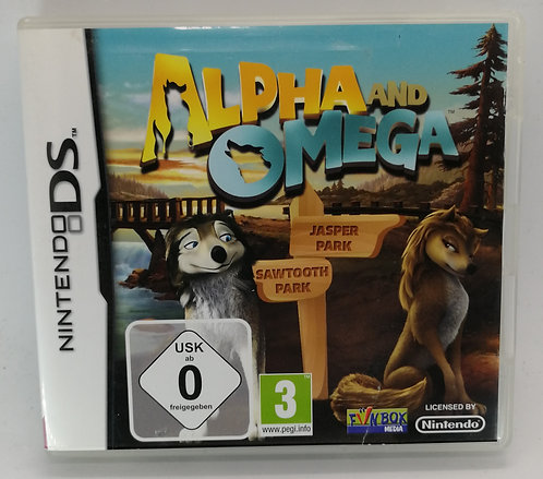 Alpha and Omega for Nintendo DS