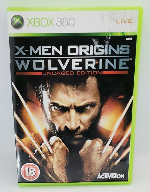 X-Men Origins: Wolverine - Uncaged Edition for Microsoft Xbox 360