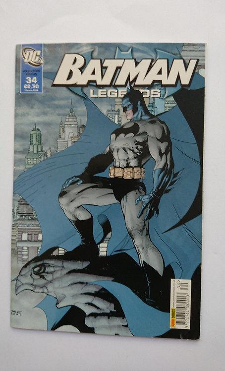 Batman Legends #34