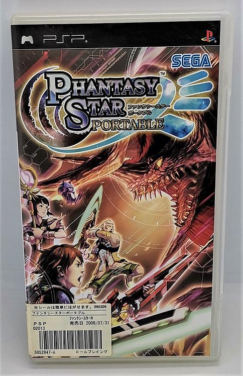 Phantasy Star Portable for Sony PlayStation Portable PSP