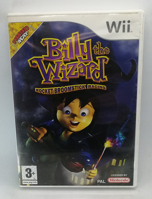 Billy the Wizard: Rocket Broomstick Racing for Nintendo Wii