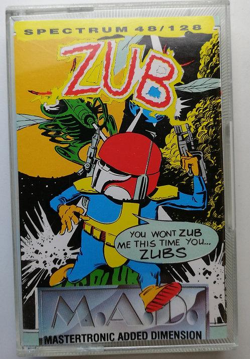 Zub for Sinclair Spectrum 48K