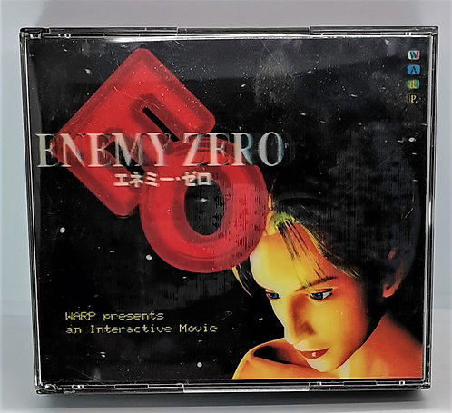 Enemy Zero for Sega Saturn