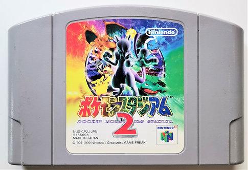 Pokemon Stadium 2 for Nintendo N64