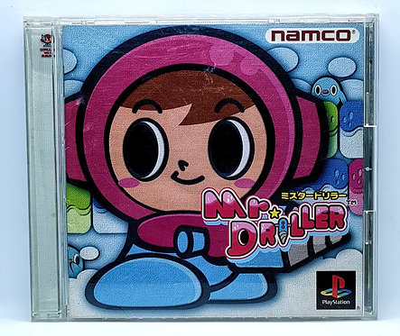 Mr. Driller for Sony PlayStation PS1