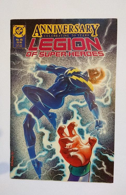 Legion of Super-Heroes Vol 3 #45
