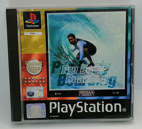 Pro Bodyboarding for Sony PlayStation PS1