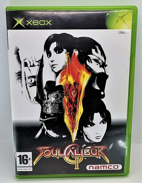 SoulCalibur II (2) for Microsoft Xbox
