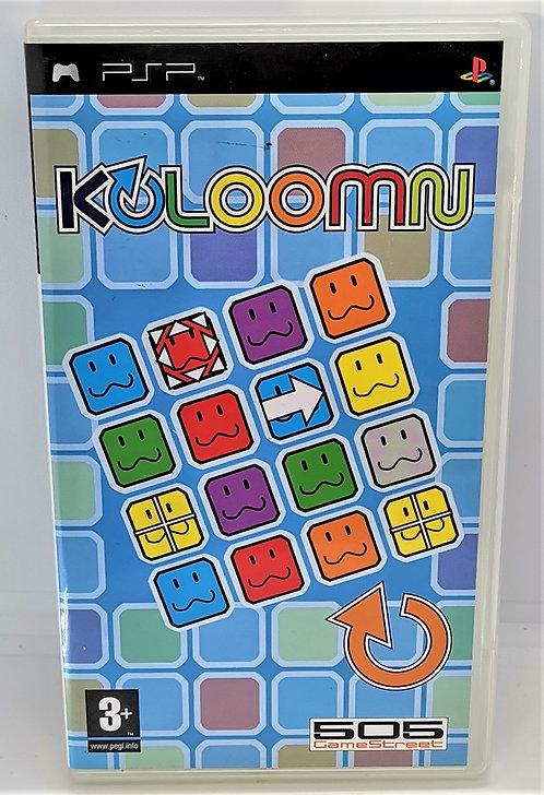 Koloomn for Sony PlayStation Portable PSP