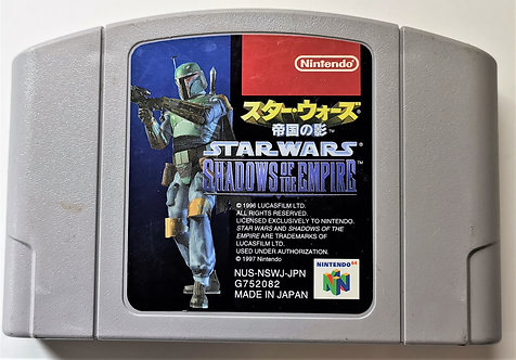 Star Wars: Shadows of the Empire for Nintendo N64