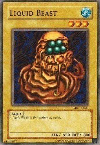 Yu-Gi-Oh! Card MRL-E023 Liquid Beast