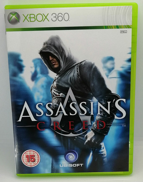 Assassin's Creed for Microsoft Xbox 360