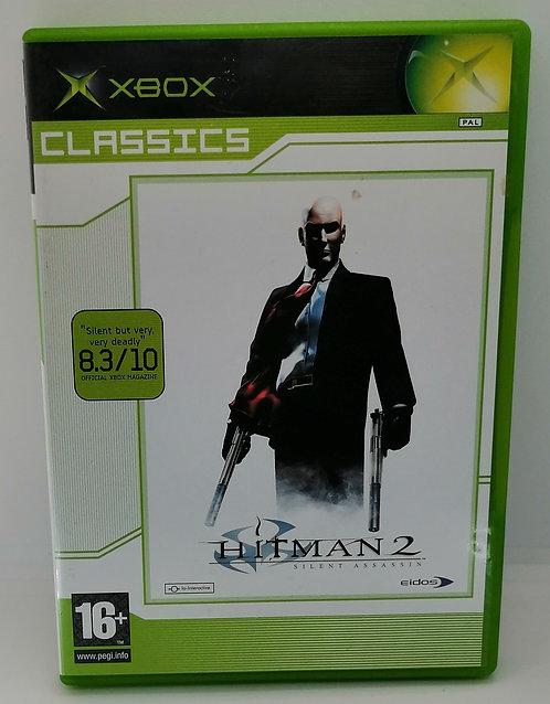Hitman 2: Silent Assassin for Microsoft Xbox