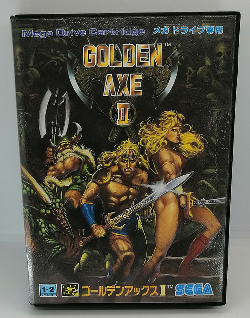 Golden Axe II (2) for Sega Mega Drive
