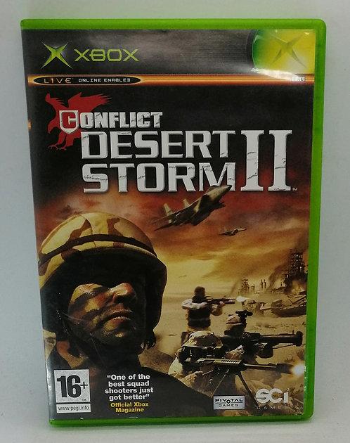 Conflict: Desert Storm II (2) for Microsoft Xbox