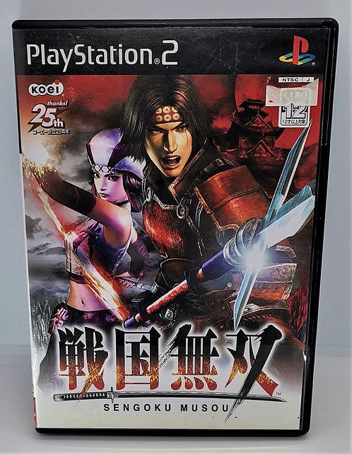 Samurai Warriors for Sony PlayStation 2 PS2