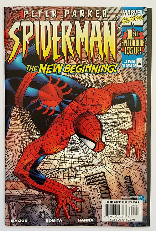 Peter Parker Spider-Man Vol 2 #1