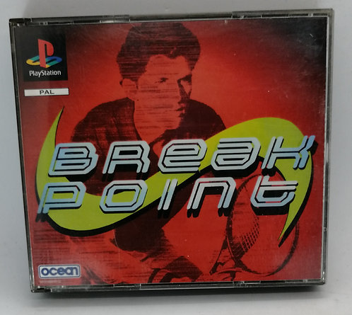 Break Point for Sony PlayStation PS1