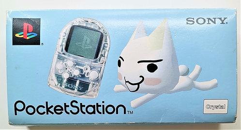 Sony PocketStation (Crystal)