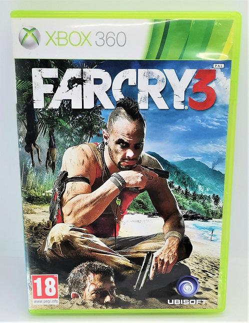 Far Cry 3 for Microsoft Xbox 360