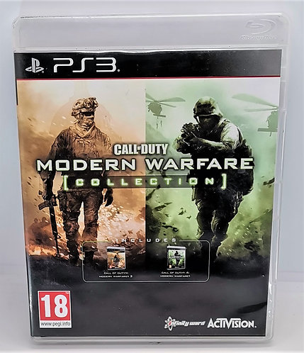 Call of Duty: Modern Warfare Collection for Sony PlayStation 3 PS3