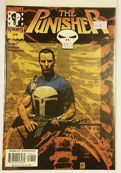 Punisher Vol 5 Issue #8