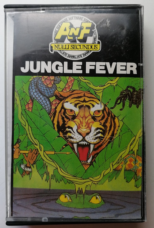 Jungle Fever for Sinclair Spectrum 48K