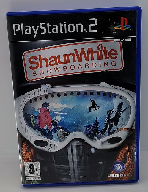 Shaun White Snowboarding for Sony PlayStation 2 PS2